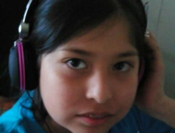 12 year old girl murdered
