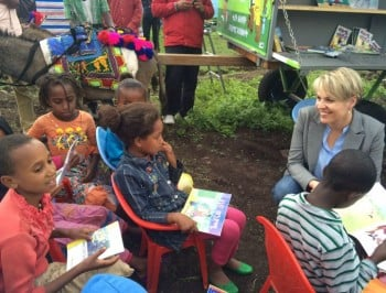 Tanya Plibersek: When Australia cuts foreign aid, these are the children who suffer.