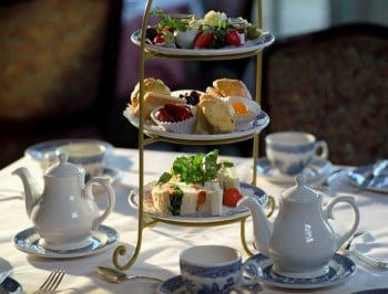high tea feature