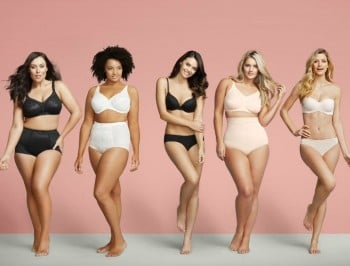 The department store taking a stance for plus size women.