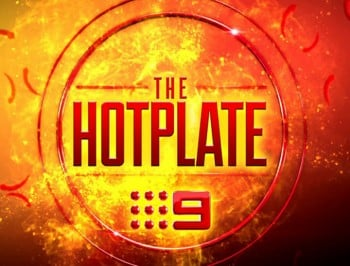 the hotplate