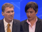 The moment Penny Wong won today's same-sex marriage debate.