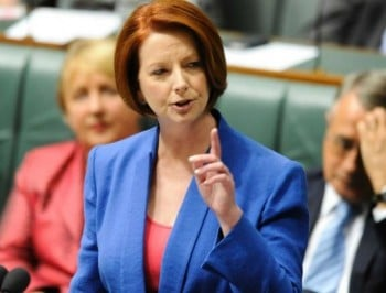 Dear Julia Gillard: There is nothing wrong with changing your mind.