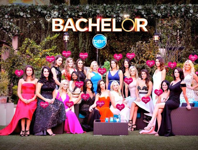 the bachelor week one