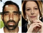 "Adam Goodes isn't ""playing the victim"". He's being silenced by thugs."