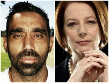 Adam Goodes isn