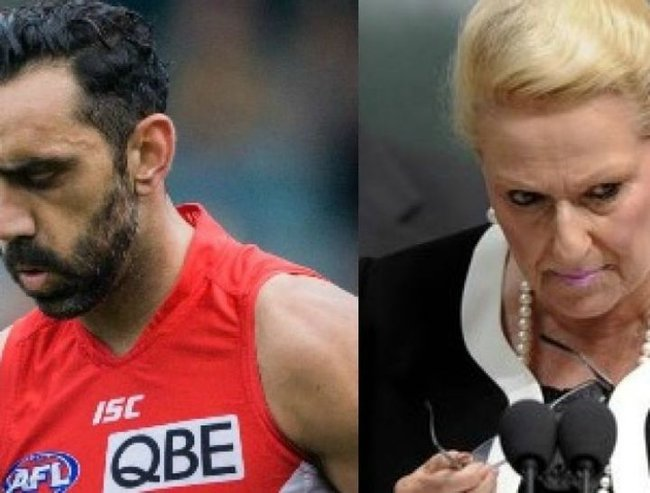 adam goodes bronwyn bishop