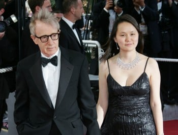 Woody Allen describes his relationship with his wife as