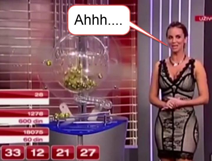 Serbian corruption lottery
