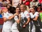 England women soccer feature