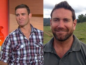 Farmer Lachlan wanted a wife, so Channel 9 gave this poor guy the chop.