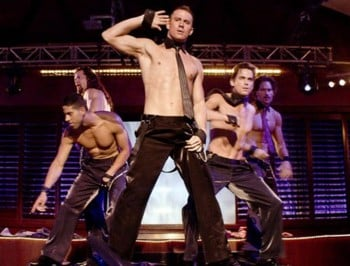Who better to review Magic Mike XXL than some male strippers?