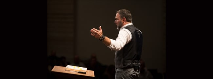 Hillsong preacher