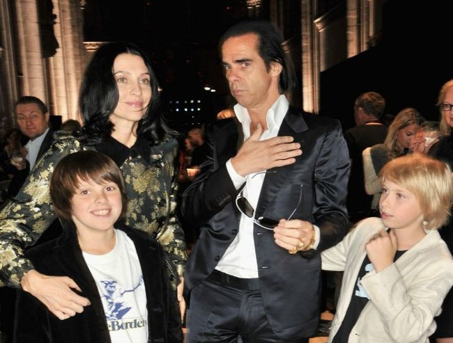 Nick CAve and sons fi