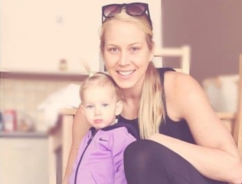 The 26-year-old Australian basketballer who adopted the baby her sister couldn