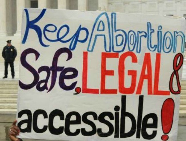 is abortion legal in australia