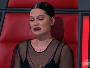 The beautiful story of a Voice contestant who moved Jessie J to tears.