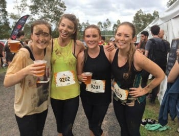 Mud runs are great. Just don