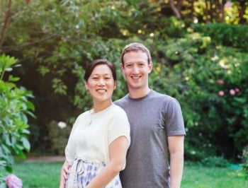 Facebook billionaire shares the painful secret behind his wife