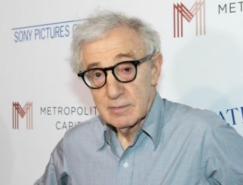 The problem with seeing Woody Allen