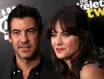 Zooey Deschanel has had a baby.