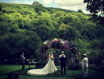 The most star-studded celebrity wedding since George and Amal.