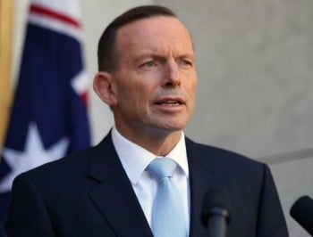 tony abbott leadership spill