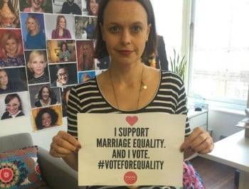 Mia Freedman marriage equality