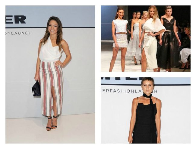 myer spring launch 2015