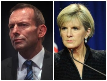 Tony Abbott might be about to lose his job. And for once, we hope a woman doesn