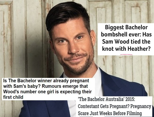 the bachelor australia rumours