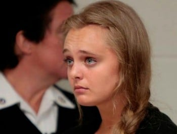 Should this teenager be held criminally responsible for her boyfriend's suicide?