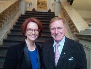 Julia Gillard has FINALLY come out in support of marriage equality.