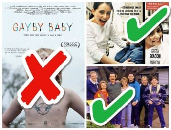 Gayby Baby feature image