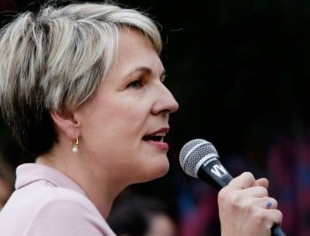 Tanya Plibersek: Women are half the population - they must be half of our Parliament.