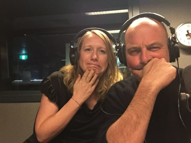 Holly Wainwright and Andrew Daddo Podcast