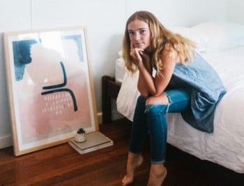 Voulez Vous: Jordana Henry is young and ambitious and her art is incredible.