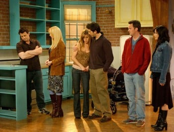 The alternate ending to Friends that is wonderfully creepy and strangely spot on.