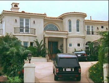 The mansion used in the OC is up for sale. California here we come.