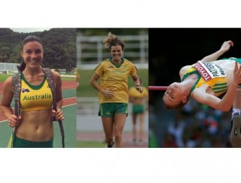 Three Australian women to watch in the World Athletics Championships this weekend.