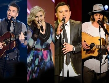 And the winner of The Voice 2015 is...