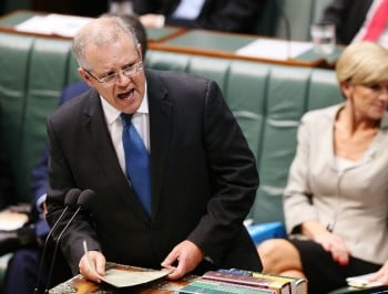 "Dear Scott Morrison, Paid Parental Leave is not a ""first world problem""."
