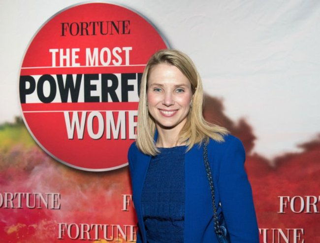 Marissa Mayer  powerful women FI