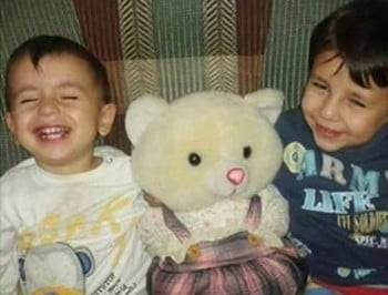 The photograph of Aylan Kurdi tells a story that 1000 three-word-slogans could not.