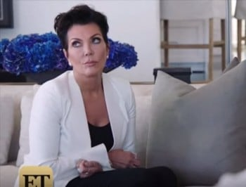 Watch the moment that Kris Jenner meets Caitlyn for the very first time.
