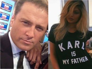 Karl Stefanovic is NOT Kylie Jenner