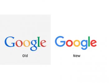Google has changed its logo. We will get through this.