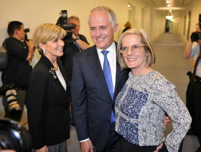Malcolm Turnbull Minister for Women feature image 720x547