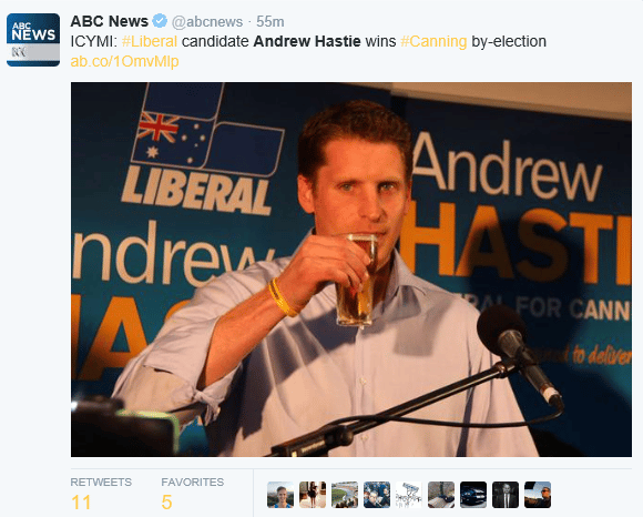 andrew hastie - photo #35