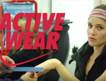 activewear video